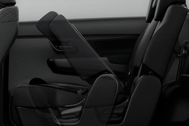 SuzukiALL-NEW XL7 interior