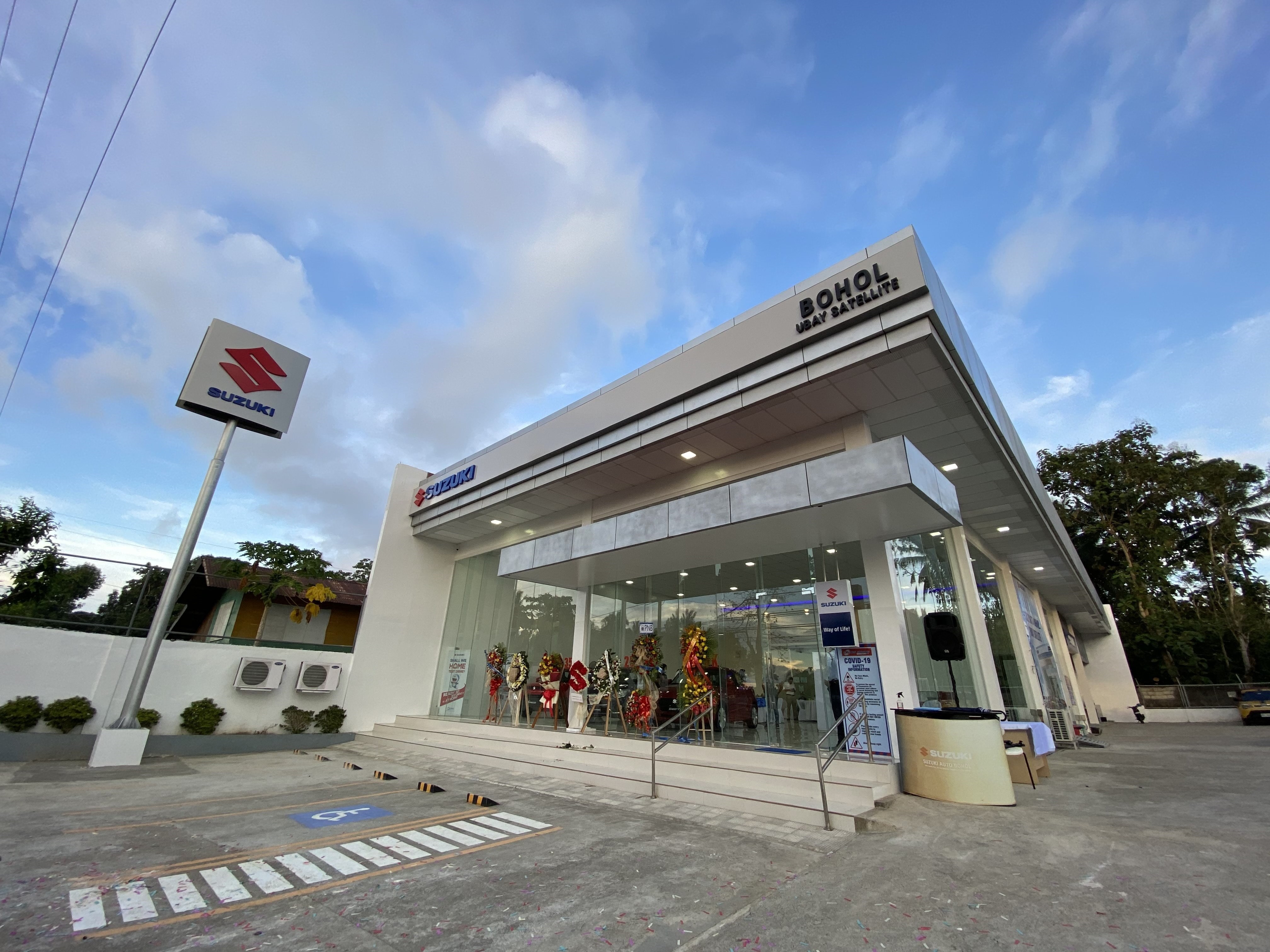 Suzuki Philippines accelerates Central Visayas presence with new satellite dealership