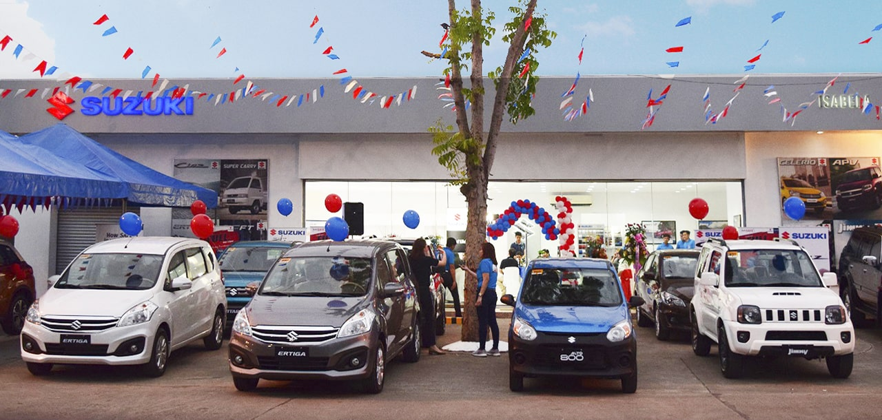 Suzuki Philippines expands further in the north with new 3S dealership in Isabela