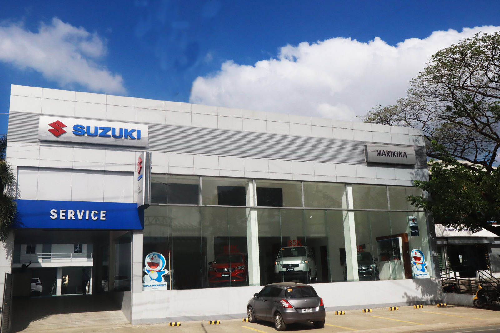 Suzuki Philippines Celebrates First Virtual Grand Opening for One of Its Dealerships In the East