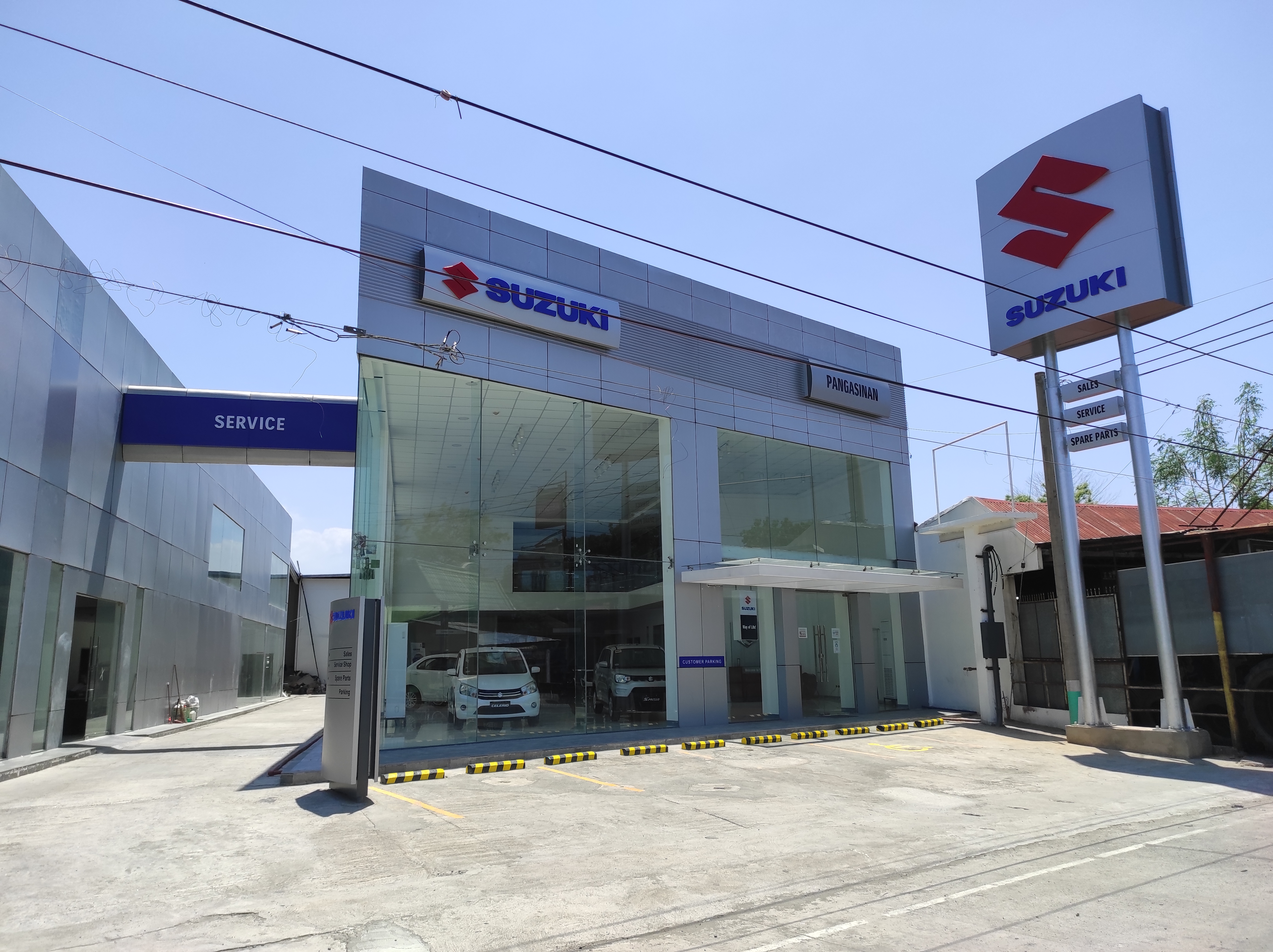 Suzuki heads North as it launches new dealership in Pangasinan