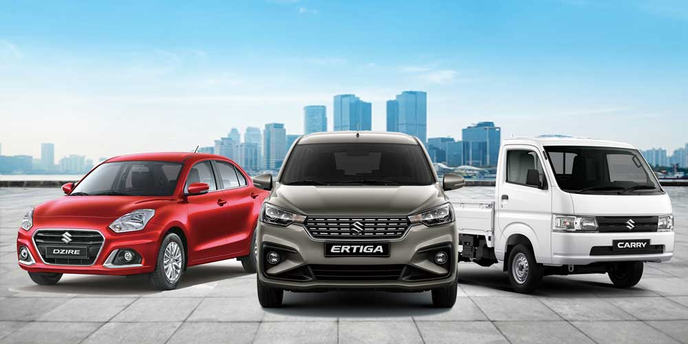 Suzuki is now the 3rd best-selling auto brand in PH