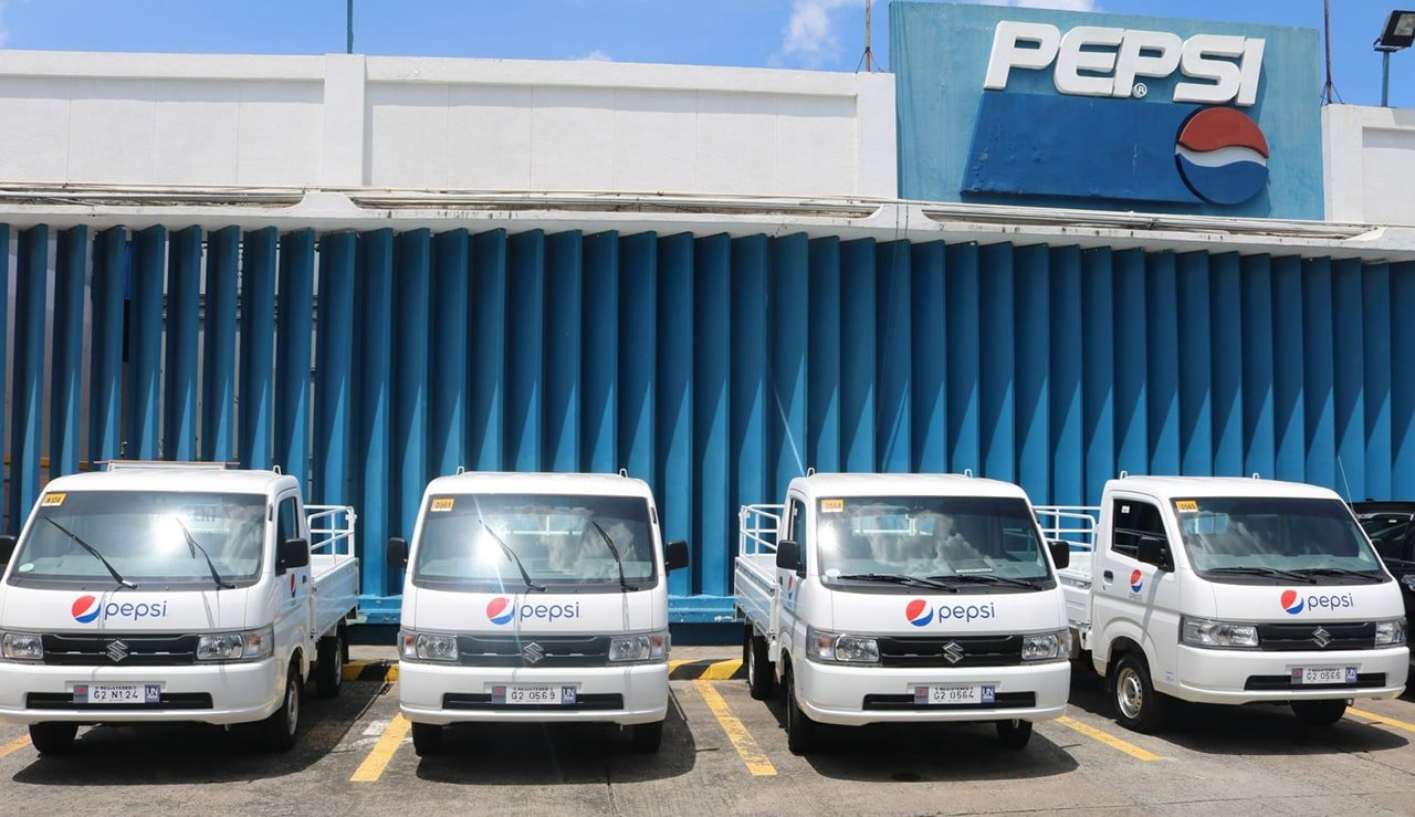 Pepsi Chooses All-New Carry For Nationwide Deliveries