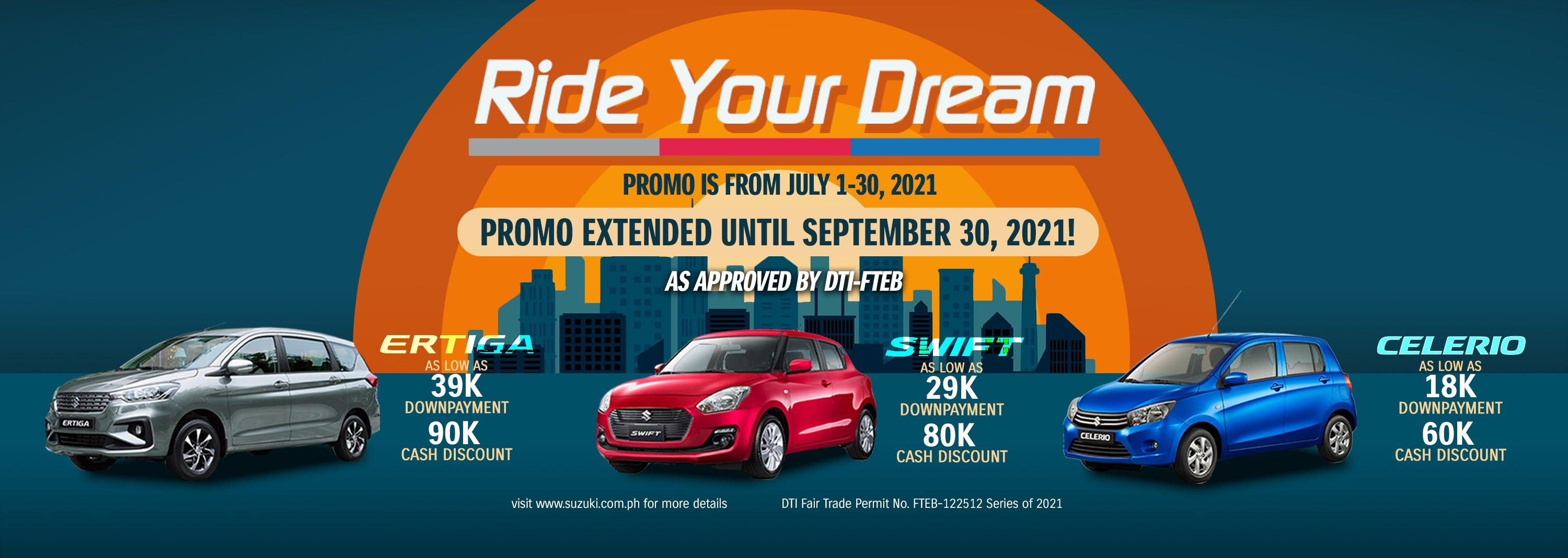Ride Your Dream Extended