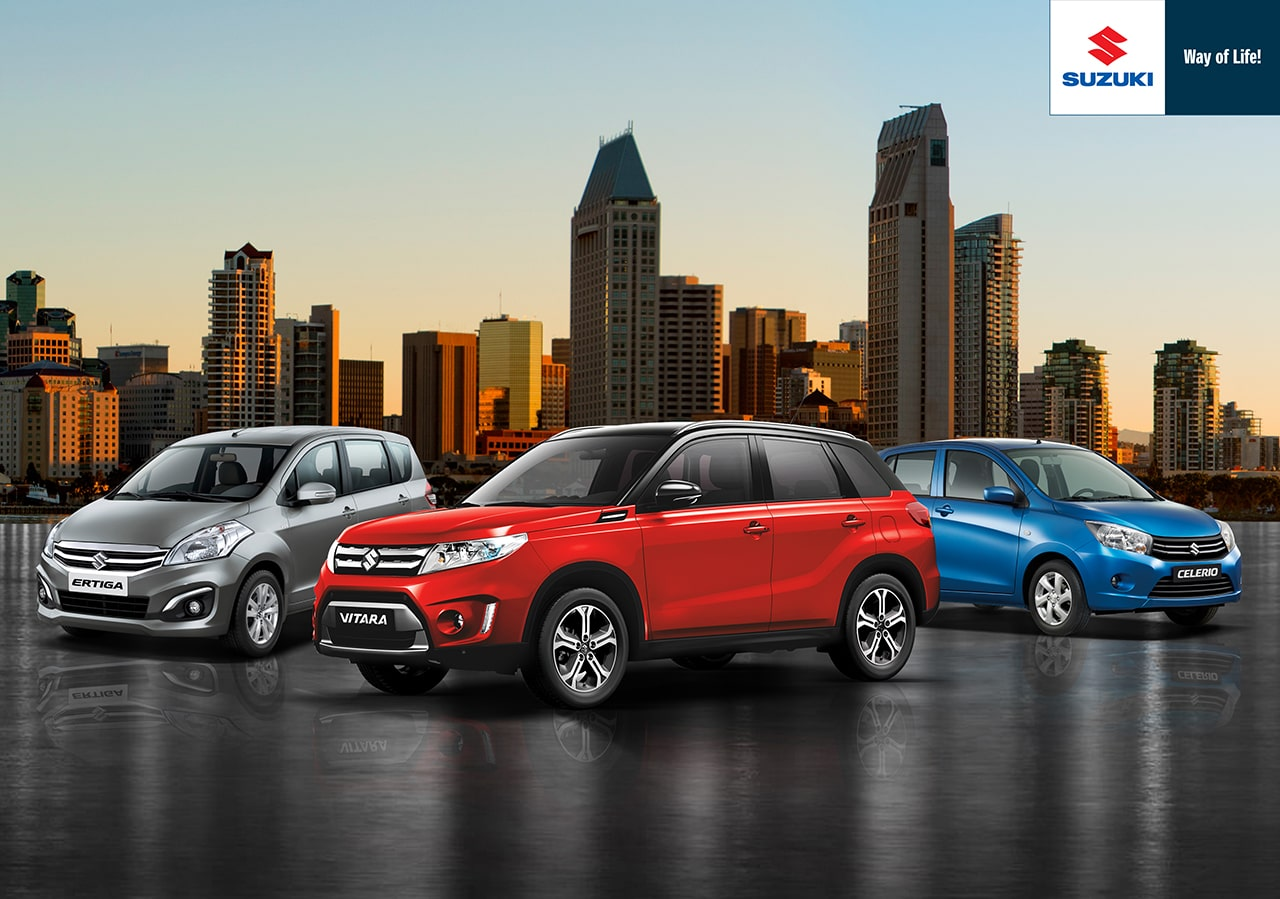 Suzuki Philippines concludes Q1 2018 with solid growth