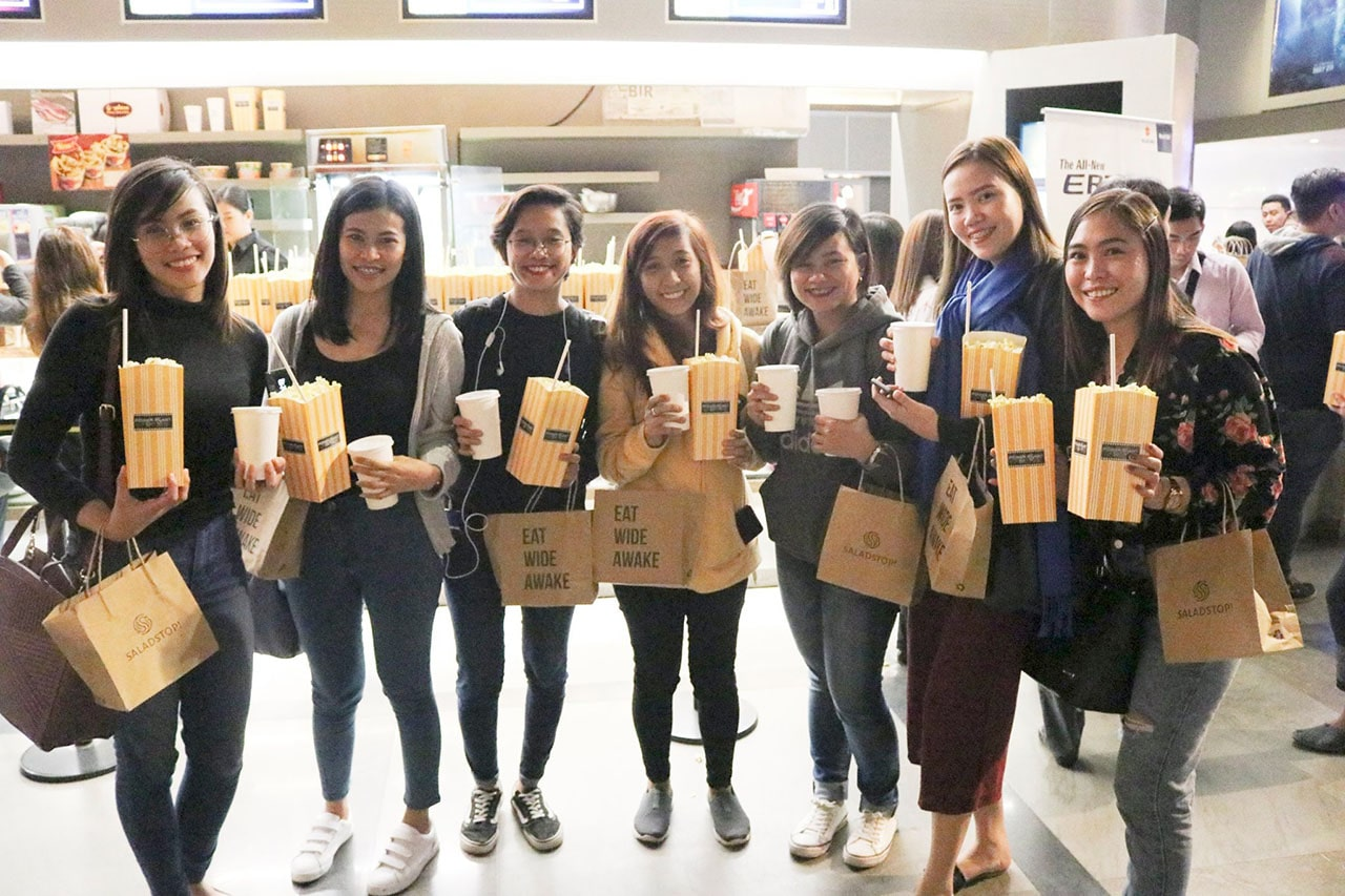 SPH Hosts Movie Premiere for Bank Partners
