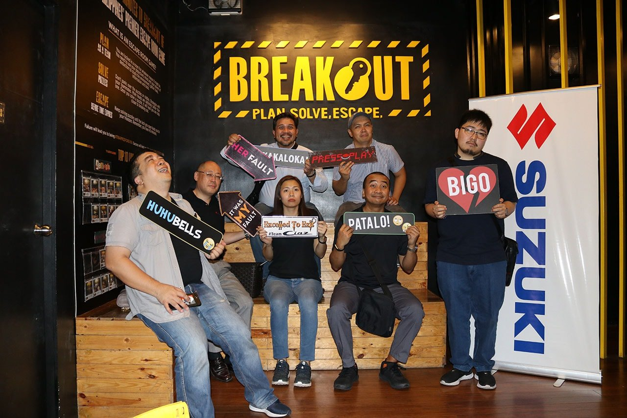 BREAKOUT Fun with Media Partners