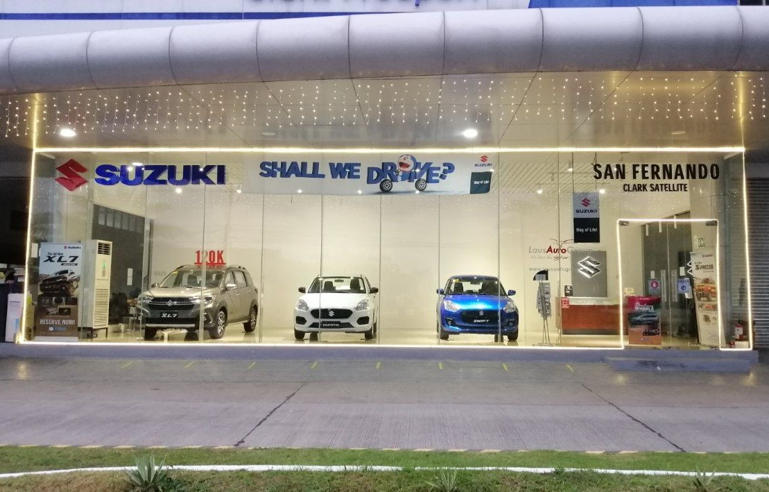 Another Celebration Commenced as Suzuki Philippines Virtually Opens its Dealership in Clark