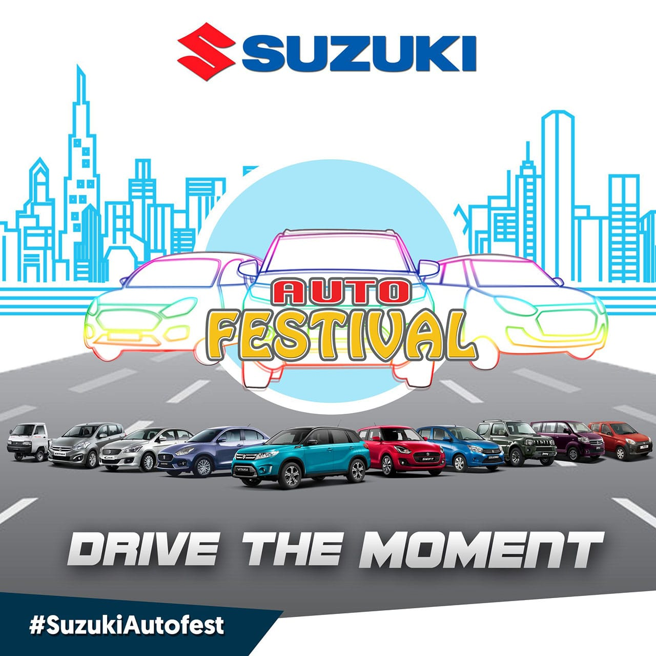 Suzuki AutoFest 2018 toasts to better riding experience, reaches more cities