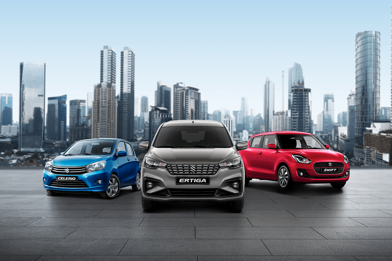 Suzuki Philippines climbs up in industry, CAMPI rankings