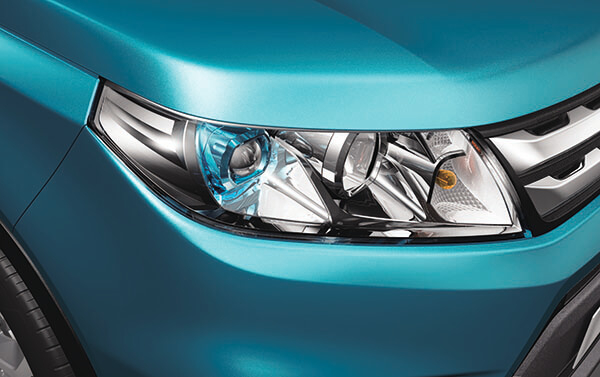 Suzuki Vitara LED headlamps