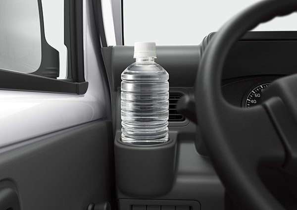 Suzuki All-New Carry Cargo Van Cup holder