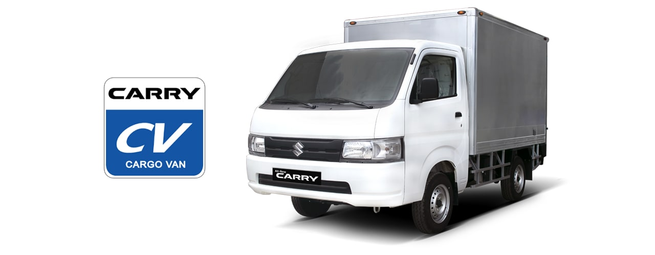 Suzuki All-New Carry Cargo Van