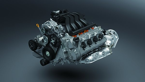 Suzuki All-New Carry Engine