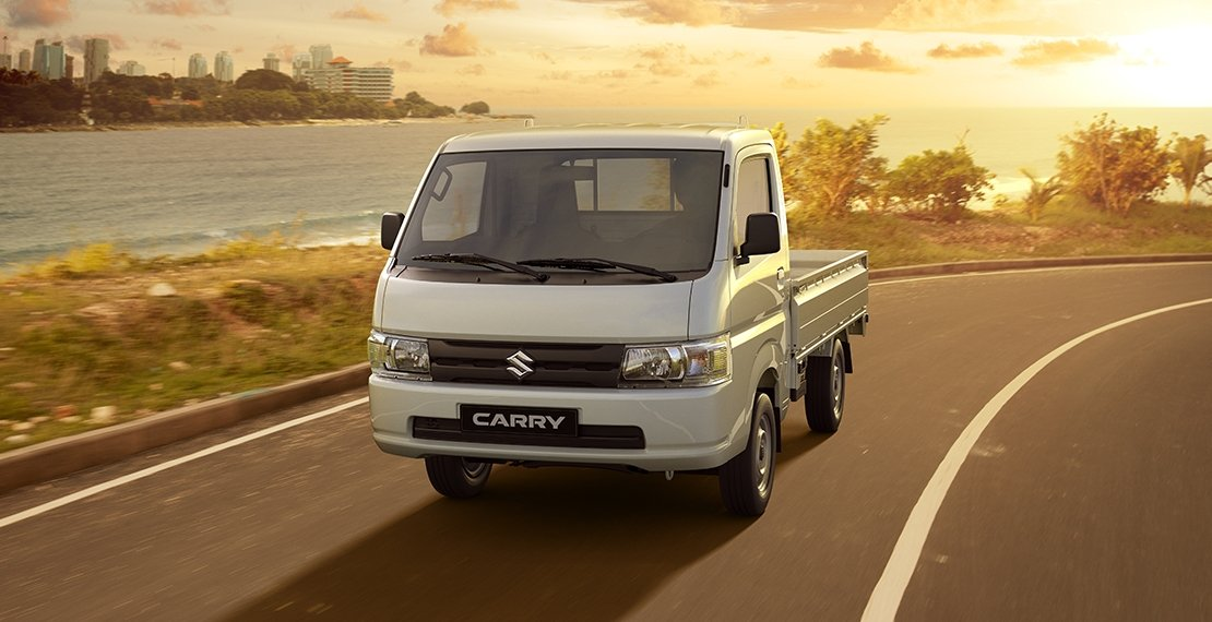 Suzuki All-New Carry Exterior