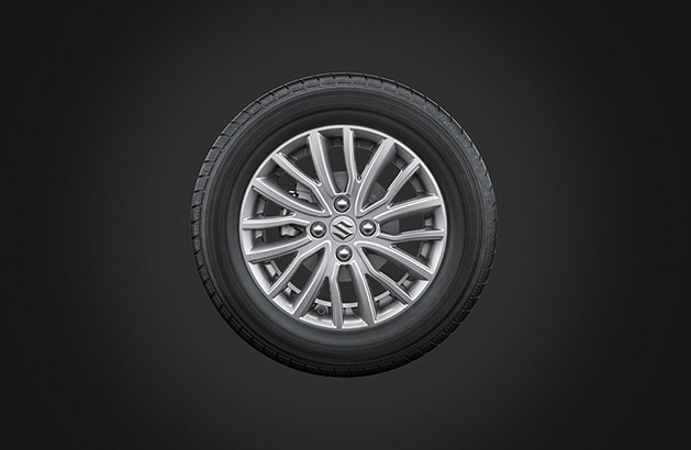 Suzuki Dzire 15-inch Alloy Wheel