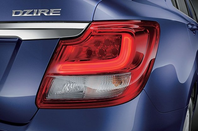 Suzuki Dzire Rear Combination Lamps with LED