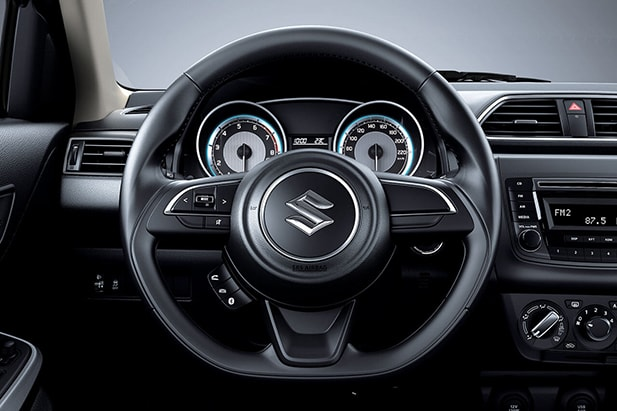 Suzuki Dzire Steering Wheel