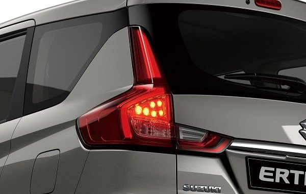Suzuki Ertiga Exterior Large Rear Combination Lamps