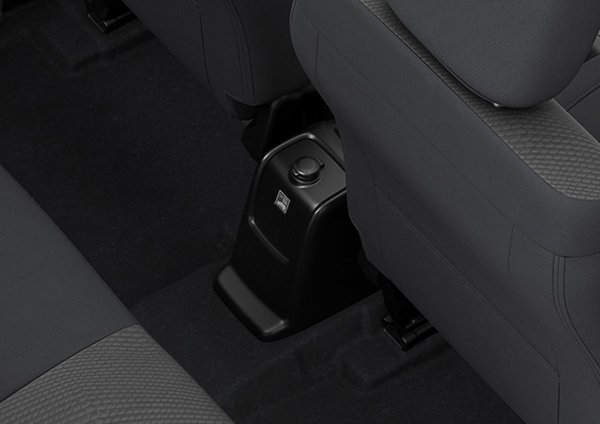 Suzuki Ertiga Accessories Socket for second-row seat