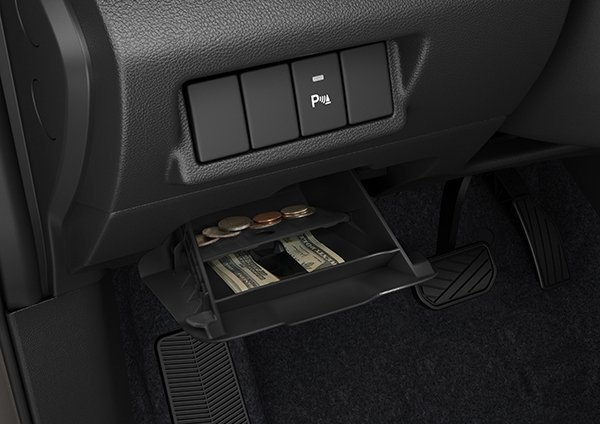 Suzuki Ertiga Bank notes / coin holder