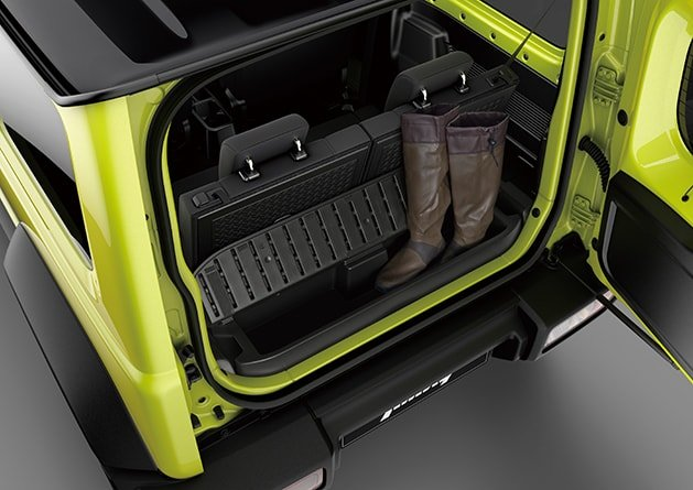 Suzuki Jimny Luggage box