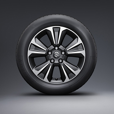 Suzuki Vitara 16-inch painted alloy wheel (GL+)