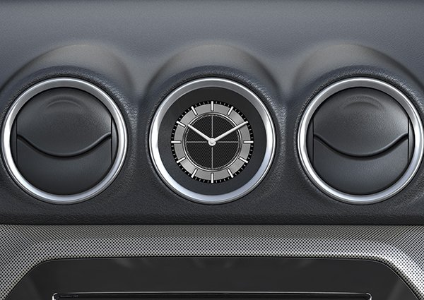 Suzuki Vitara New clock design