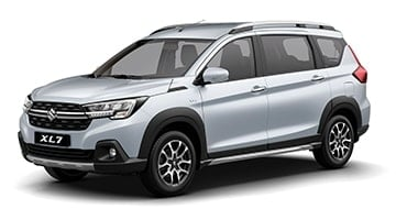 Suzuki All-New XL7 Snow White Pearl (ZQZ)