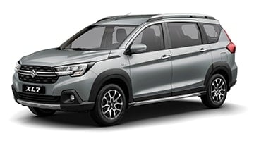 Suzuki All-New XL7 Magma Gray Metallic (ZYZ)