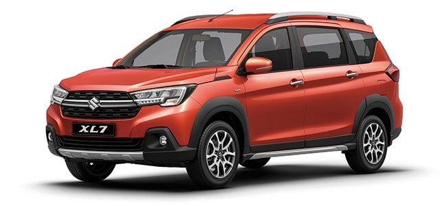 Suzuki All-New XL7 Exterior