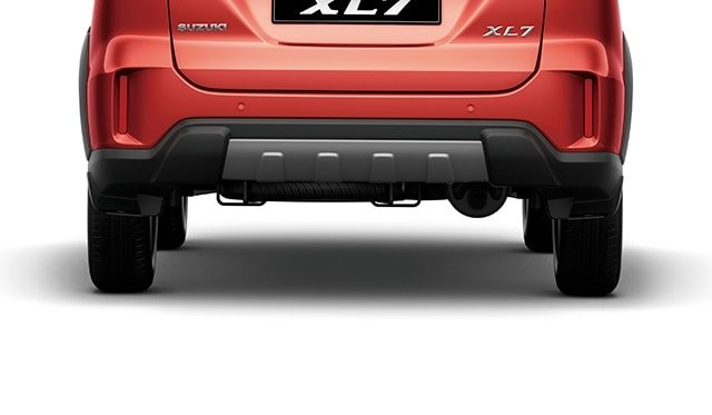 Suzuki All-New XL7 Rear Bumper