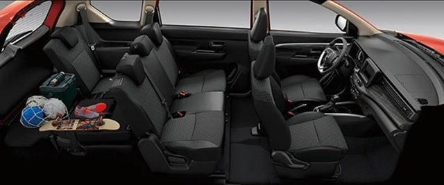 Suzuki All-New XL7 Interior