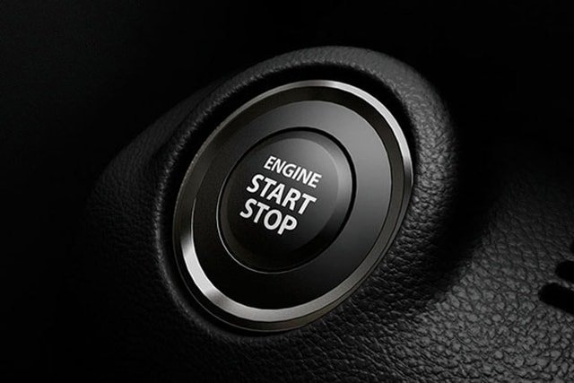 Suzuki All-New XL7 Keyless push start system