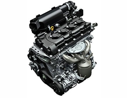 Suzuki All-New XL7 1.5L Petrol Engine