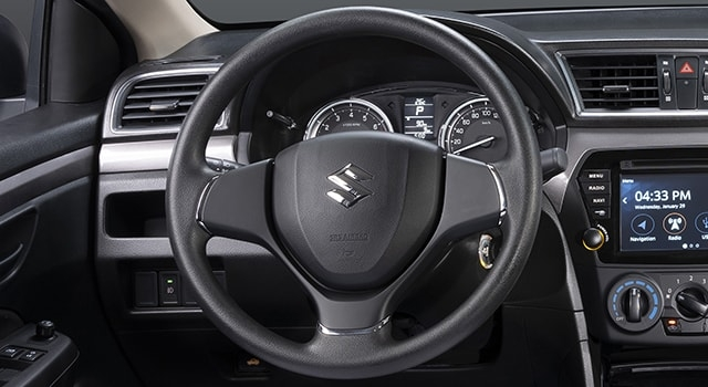 Suzuki Ciaz Steering wheel