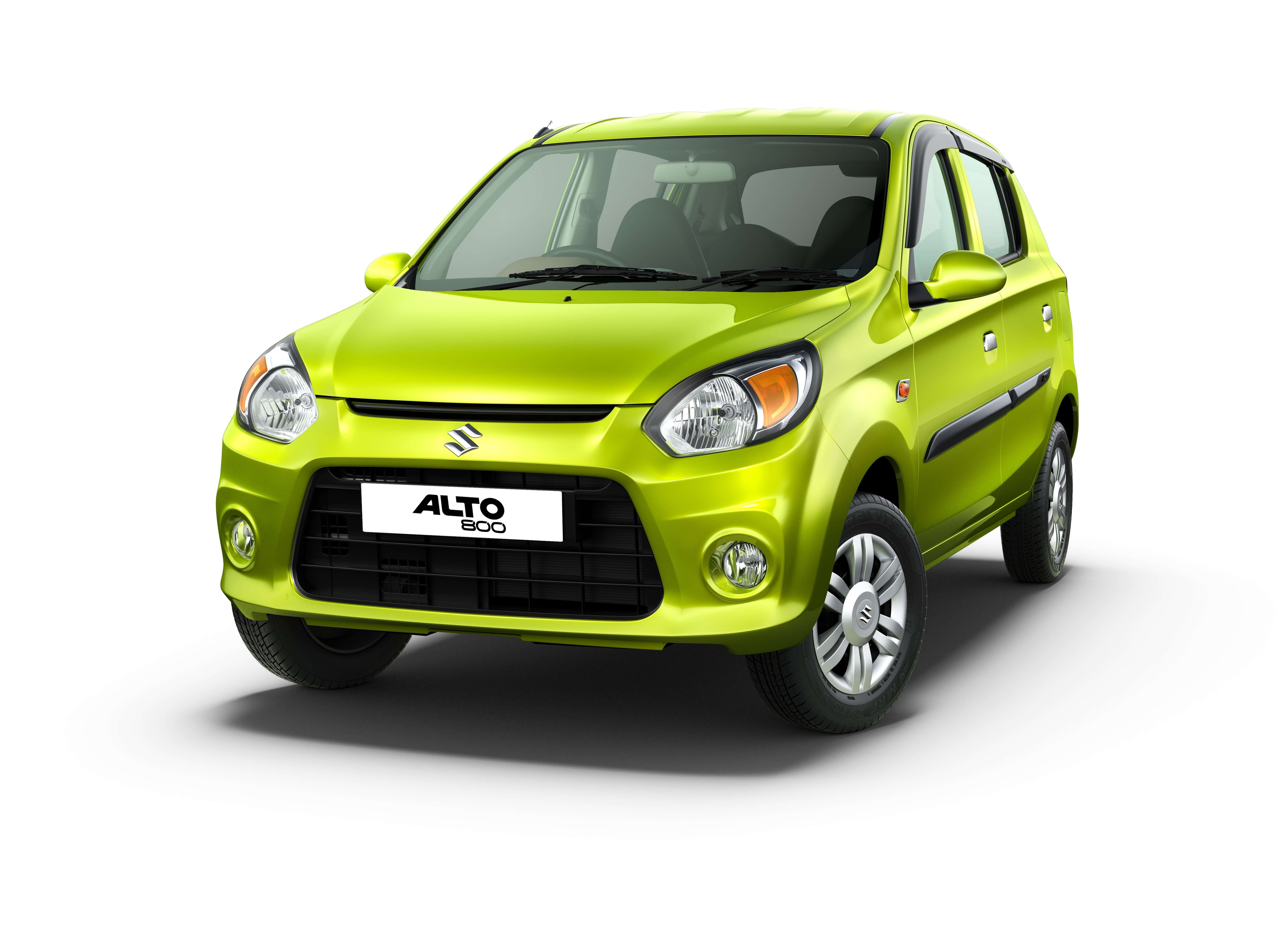 Suzki Alto 800 Accessorized Unit