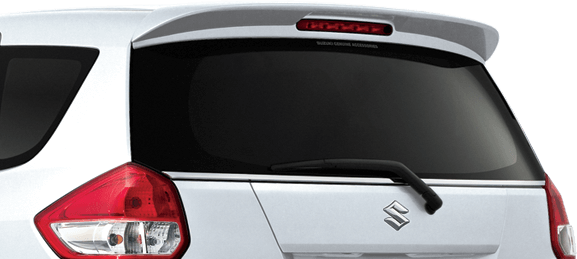 Suzuki Ertiga Back Door Garnish Chrome