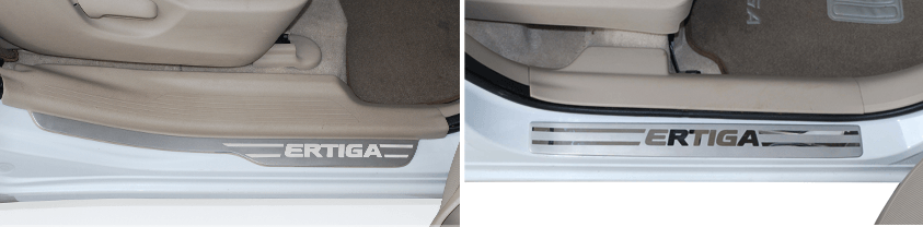 Suzuki Ertiga Door Sill Guard Set