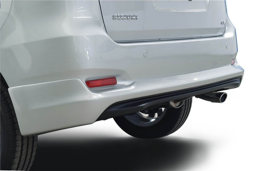 Suzuki Ertiga Rear Under Spoiler