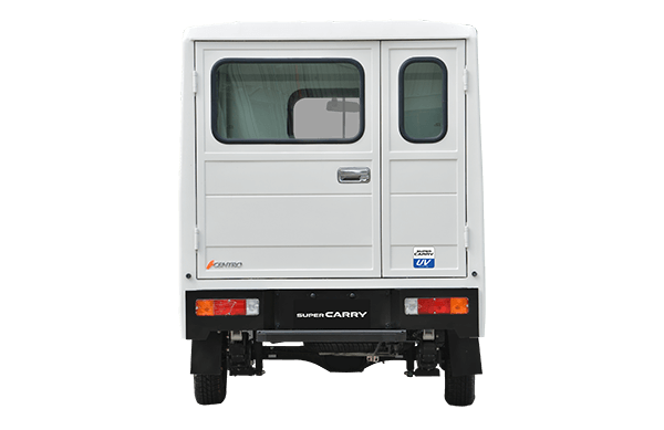 Suzuki Super Carry - Utility Van (UV) exterior