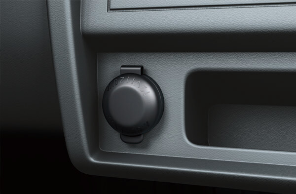 Suzuki Super Carry - Utility Van (UV) 12V Accessory Socket